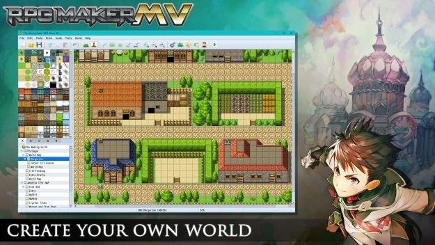 RPG Maker MV /materiały prasowe