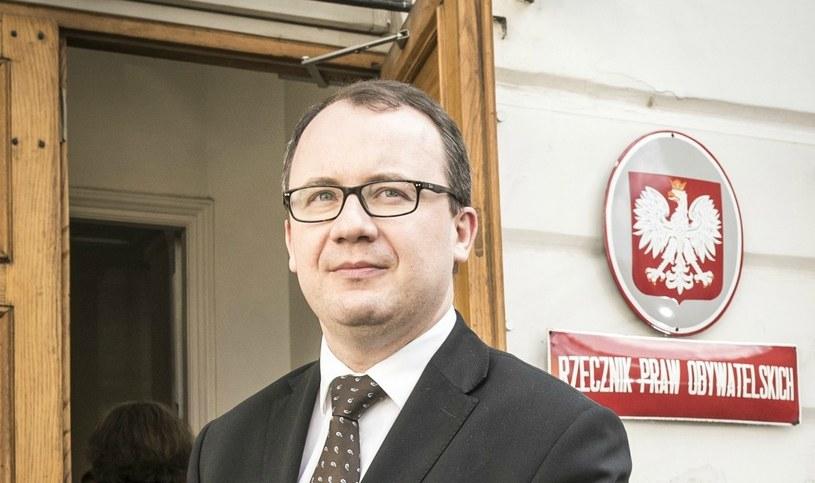 RPO Adam Bodnar napisał do marszałka Sejmu /Jacek Domiński /Reporter