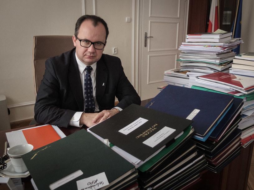 RPO Adam Bodnar /fot. Krzysztof Zuczkowski /Agencja FORUM
