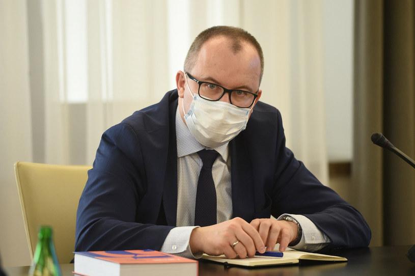 RPO Adam Bodnar /Zbyszek Kaczmarek/REPORTER /Reporter