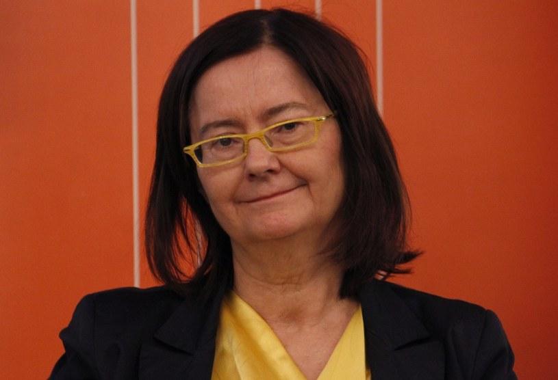RPO Irena Lipowicz /KRYSTIAN DOBUSZYNSKI/REPORTER /East News