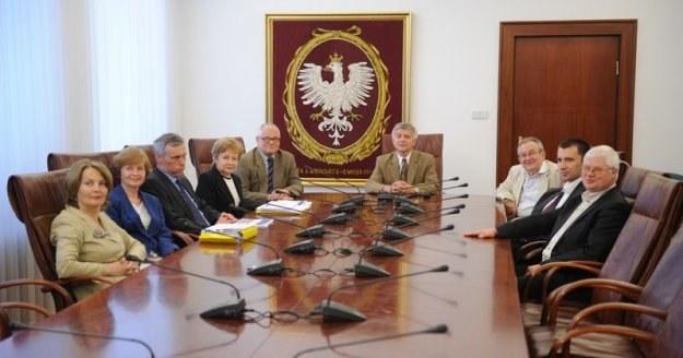 RPP w pełnym skladzie. Fot. Piotr BLAWICKI /Agencja SE/East News