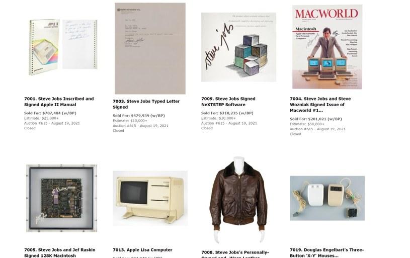 RR Auction / Strona /INTERIA.PL