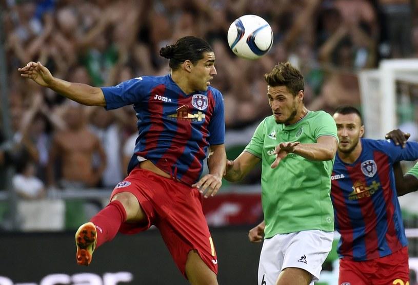 Ruben Jurado (z lewej) /AFP