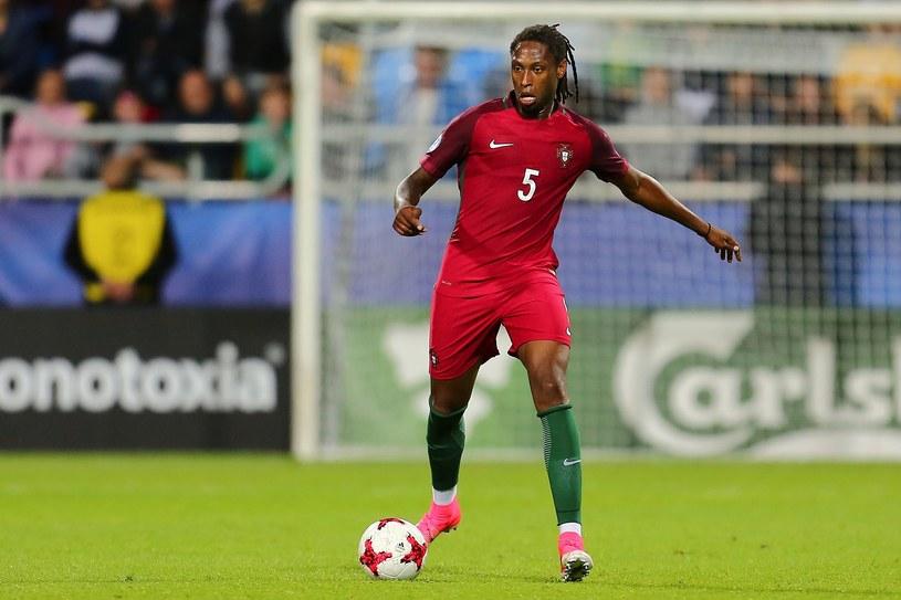 Ruben Semedo podczas meczu młodzieżowej drużyny reprezentacji Portugalii /Piotr Matusiewicz /East News