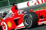Rubens Barrichello /INTERIA.PL