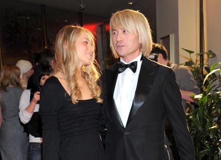 Rubikowie: Agata i Piotr - fot. Andrzej Szilagyi /MWMedia