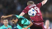 Rubin Kazań - Barcelona 1-1