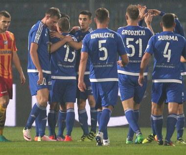 Ruch Chorzów - Korona Kielce 4-0. Kielczanie załamani