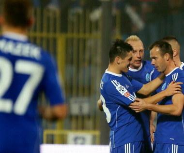 Ruch - Lechia 3-2. Marek Zieńczuk strzelił gola ukochanemu klubowi