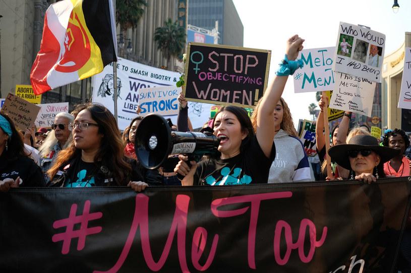 Ruch #MeToo; zdj. ilustracyjne /AFP