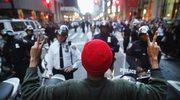 Ruch Okupuj Wall Street stawia opór policji