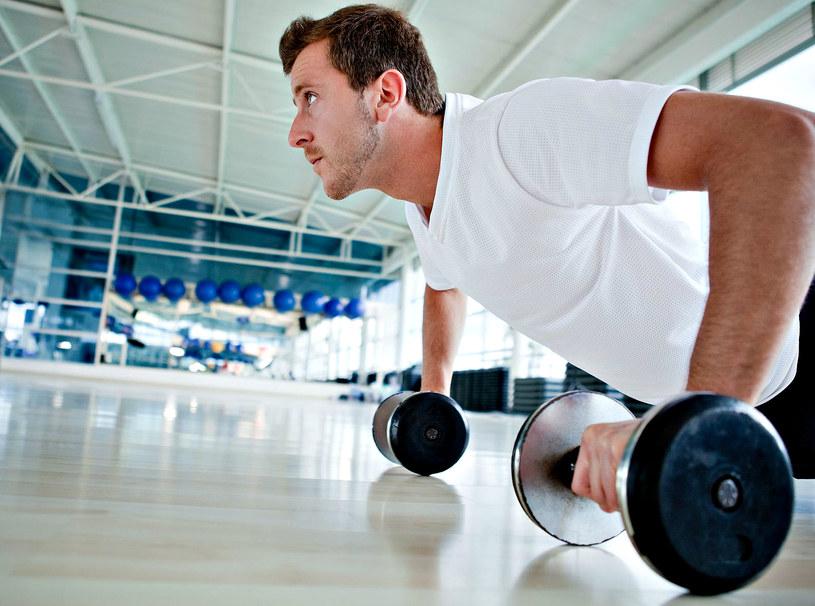 Ruch to zdrowie - wystarczy 2,5 godziny aktywności fizycznej w tygodniu, aby cieszyć się odpornym na choroby organizmem /123RF/PICSEL