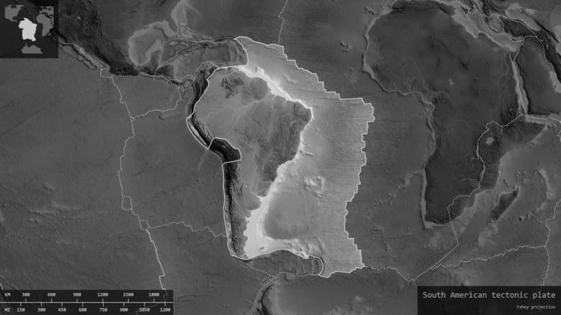 Ruchy kontynentów to coś normalnego - za 200 mln lat prawdopodobnie powstanie jeden superkontynent /123RF/PICSEL