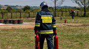Ruda Śląska: Pożar w kopalni Bielszowice