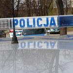 Ruda Śląska: Rzucił się z nożem na policjantów. Padły strzały