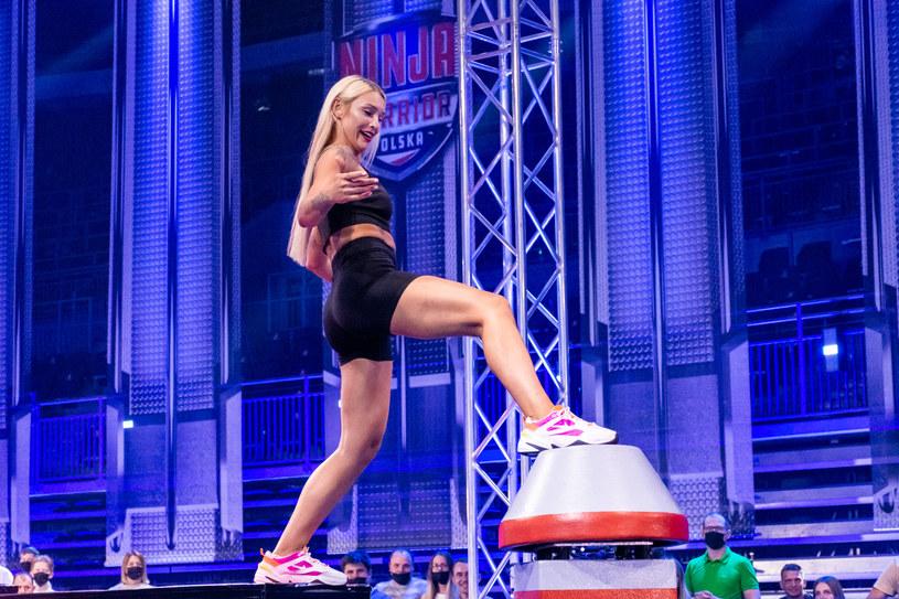 Ruda trenuje różnego rodzaju sporty, ale głównie skupia się na dolnych partiach ciała /Polsat