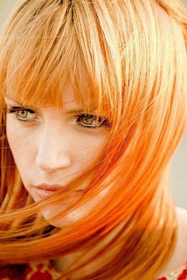 rude włosy /© Photogenica