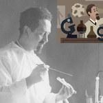 Rudolf Weigl - wynalazca szczepionki na tyfus w Google Doodle