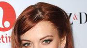 Rudowłosa Lindsay Lohan