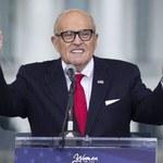 Rudy Giuliani nie będzie bronił Trumpa w procesie impeachmentu