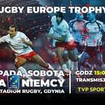 Rugby. Mecz Rugby Europe Trophy z Niemcami w Gdyni
