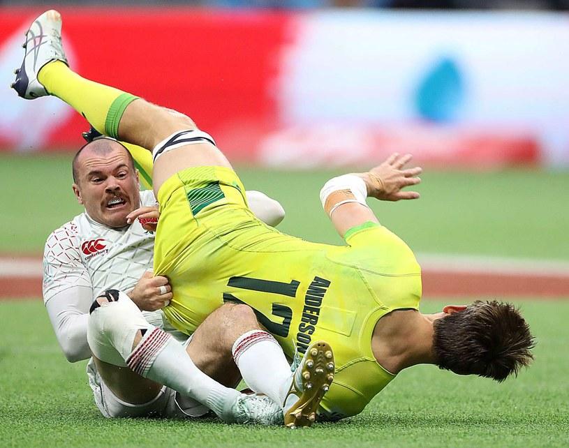 Rugby to bardzo popularny sport w Australii /AFP