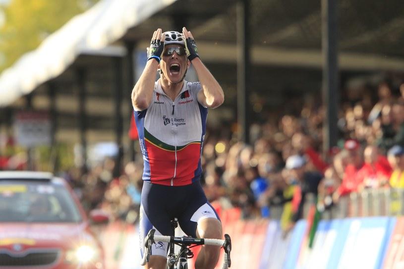 Rui Costa wygrywa wyścig elity /AFP