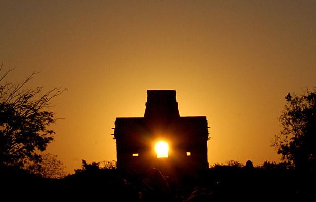 Ruiny Dzibilchaltúnu /AFP