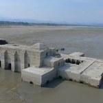 Ruiny XVI-wiecznej świątyni wyłoniły się z wysychającego jeziora w Meksyku