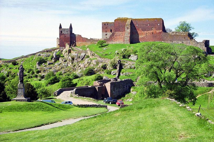 Ruiny zamku Hammershus /123RF/PICSEL