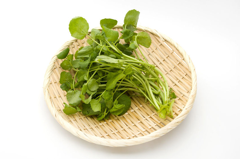 Rukiew wodna - najzdrowsze warzywo świata /©123RF/PICSEL