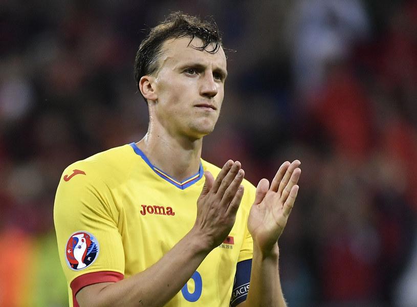 Rumuni sensacyjnie przegrali z Albanią i pożegnali się z Euro 2016 /AFP
