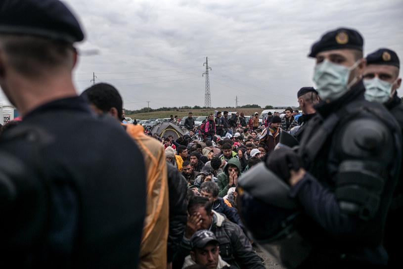 Rumunia wzmacnia kontrole graniczne /Federico Scoppa /AFP