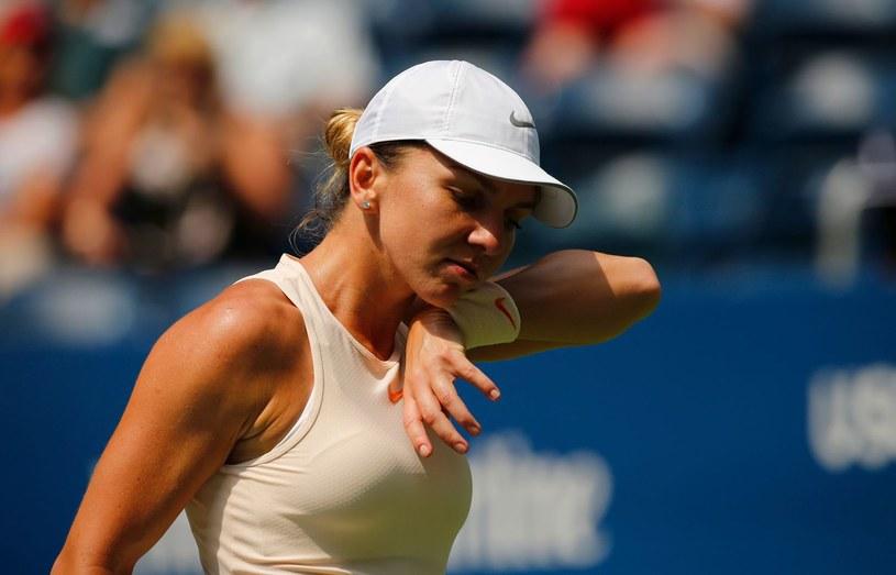 Rumuńska tenisistka Simona Halep /AFP