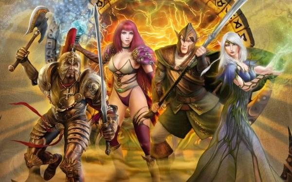 """Runes of Magic ma już okrągły """"roczek"""" /Informacja prasowa"""