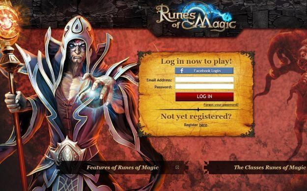 Runes of Magic teraz już także w wersji przeglądarkowej /Informacja prasowa