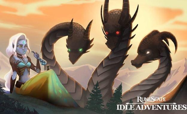 RuneScape: Idle Adventures /materiały prasowe