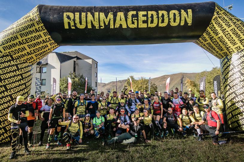 Runmageddon Kaukaz /Runmageddon /materiały prasowe