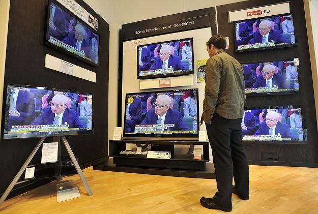 Rupert Murdoch jest właścicielem imperium prasowego /AFP