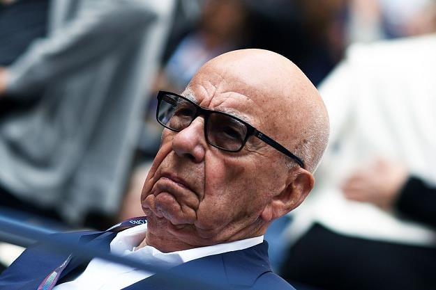 Rupert Murdoch /AFP