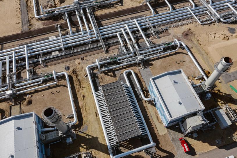Rurociąg Eugal w Niemczech, który będzie odbierał gaz z Nord Stream 2 /SPUTNIK Russia /East News