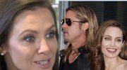 Rusin wysłanniczką TVN w USA! Będzie relacjonować rozwód Jolie i Pitta!