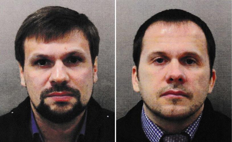 Rusłan Boszyrow i Aleksander Pietrow /PAP/EPA