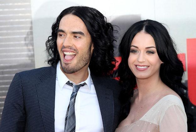 Russell Brand i Katy Perry: Oficjalnie po rozwodzie dopiero 14 lipca fot. Chris Jackson /Getty Images/Flash Press Media