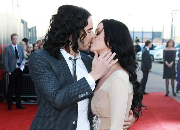 Russell Brand i Katy Perry przekonują, że ich związek ma się świetnie fot. Dave Hogan /Getty Images/Flash Press Media