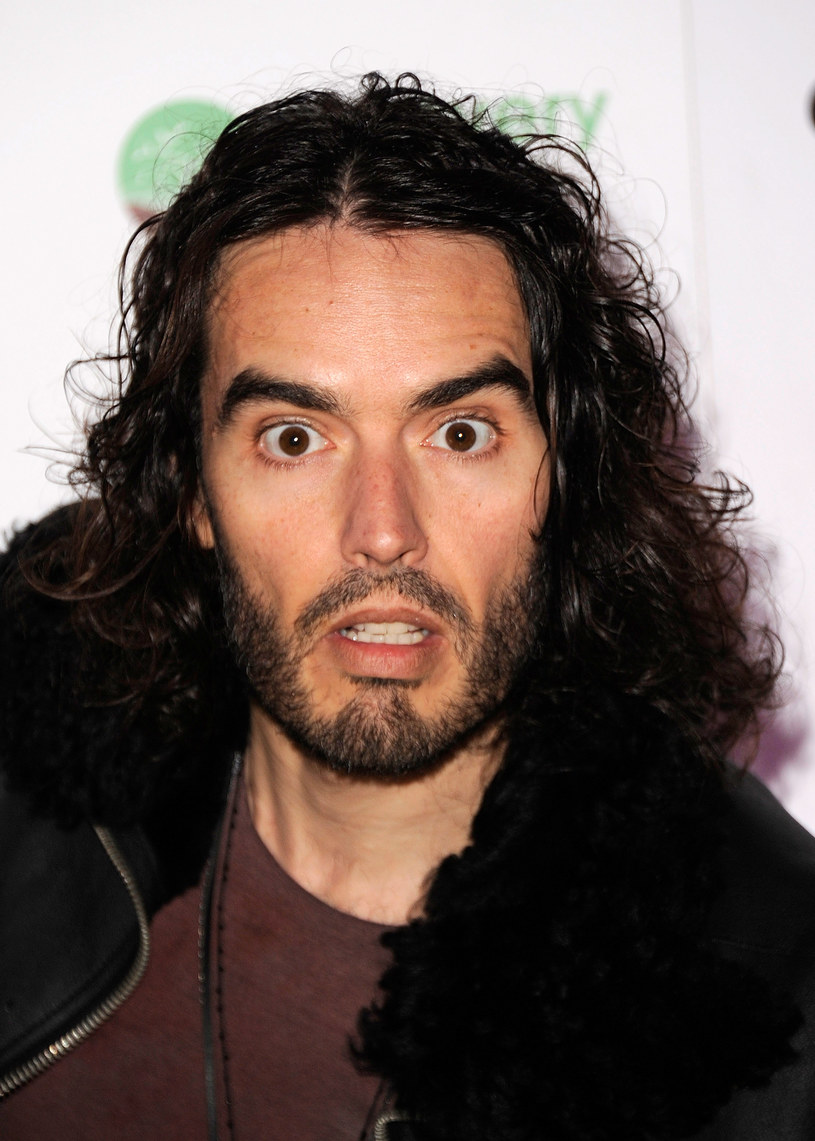 Russell Brand /Stuart C. Wilson /Getty Images