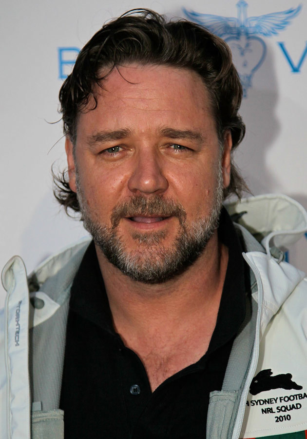 Russell Crowe, fot.Mike Flokis   /Getty Images/Flash Press Media