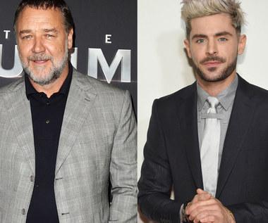 """Russell Crowe i Zac Efron gwiazdami nowego filmu twórcy """"Green Book""""?"""
