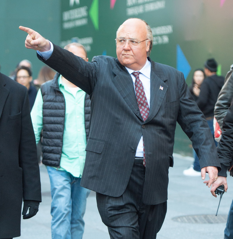 Russell Crowe jako Roger Ailes /Adrian Edwards  /Getty Images